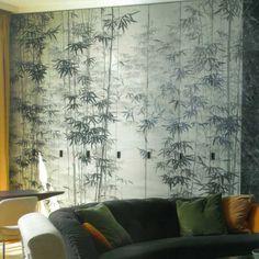 Wallpaper wardrobes