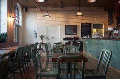 Roebling Tea Room. Williamsburg, Brooklyn.