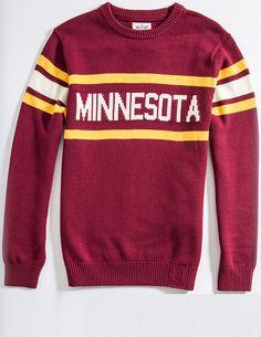 414ab78fade Minnesota Retro Stadium Sweater
