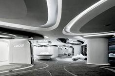 Leer Arquitectura: Showroom Sky SOHO / GAP Architects