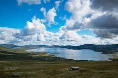 Vinstre lake panorama by Raimisv. @go4fotos