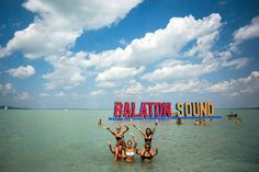 Big beats, amazing sunshine and the biggest lake in Hungary at Balaton Sound…