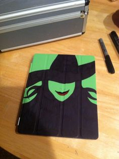 Wicked iPad cover YES YES YES!   This isn't a want, it is a NEED!