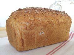 recetas pan trigo centeno recetas pan casero recetas fáciles de pan integral recetas delikatissen pan pan semi de molde integral pan de centeno fácil receta pan con semillas de lino y girasol hacer pan en casa