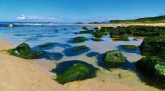 White Park Bay beach Northern Ireland