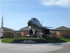 South Dakota Air & Space Museum in Rapid City South Dakota at Ellsworth Air Force Base.