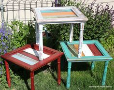 repurposed old fence wood | Posted by Becky@Beyond The Picket Fence at 7:00 AM 6 comments: