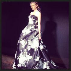Printed perfection by Lazaro