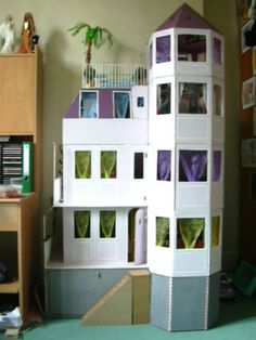 Ma maison Barbie... by masterchaton, via Flickr