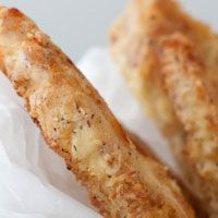 """""""Breaded"""" Chicken Strips with Apricot Dijon Dipping Sauce and other candida recipes"""