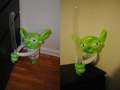 Yoda Balloon, Star Wars