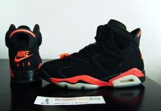 Reverse Infrared 6s Retail Price  N A (Samples) Market Price   2300 2087dfe84