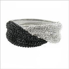 Two Tone Crystal Stone Hinged Bracelet #031985 Arif's Collection,http://www.amazon.com/dp/B00AB6VWH8/ref=cm_sw_r_pi_dp_p-dysb1QJ3NRVRN5
