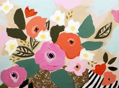 Katie Smail is amazing  Spring BlossomsKT Smailwww.whatktdoes.com