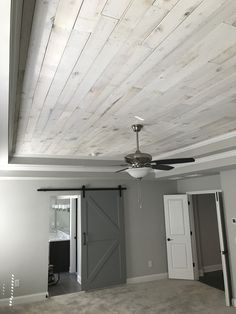 Idea, tricks, furthermore guide with regards to acquiring the most ideal end result and attaining the max usage of Dream Bathrooms Wood Plank Ceiling, Shiplap Ceiling, Wooden Ceilings, Home Ceiling, Bedroom Ceiling, Ceiling Ideas, Bead Board Ceiling, Bathroom Ceilings, Pallet Ceiling