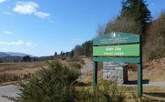 Glenloy Forest and Strone Viewpoint: A short walk along forest tracks to a viewpoint with good views of the North Face of Ben Nevis Glen Nevis, Fort William, Nice View, Walks, The North Face, Bridge, Wildlife, Mountains, Bergen