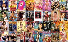 Covers-David La Chapelle