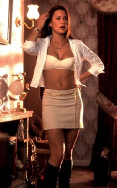 from Sage rhona mitra young hot