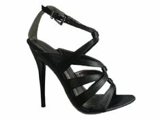 Cathy Jean Knotted Dress Sandal
