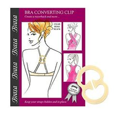 I'm learning all about Braza Bra Converter Clip at @Influenster!