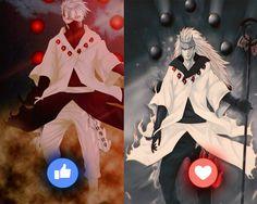 Kakashi would be so awesome like thiss..!!!! vs Marada