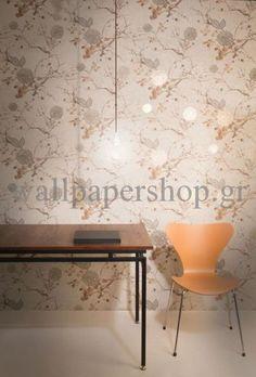 Wallpapers :: Modern :: Mankai :: Mankai Amber Beige No 7811 - WallpaperShop