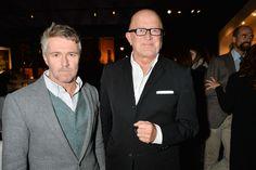 Mr David Olivier & Mr Veere Greeney at PAD London 2014 Art&Design