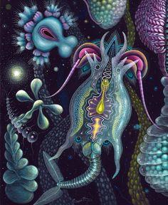 Les Mondes microcosmiques denses de Robert S. Connett (2)