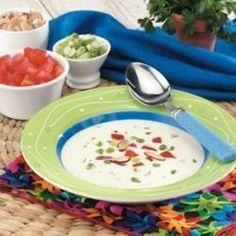 Cucumber Soup - Allrecipes.com