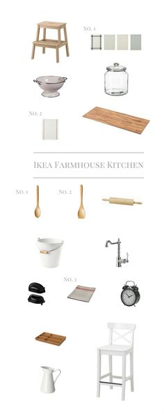 IKEA finds for the Farmhouse, Affordable Decor Who would have thought you could find so many farmhouse decorating items at IKEA? It's true, here are 40 farmhouse finds from IKEA. Farmhouse Design, Farmhouse Decor, Modern Farmhouse, Farmhouse Style, Industrial Farmhouse, Farmhouse Ideas, Vintage Farmhouse, Rustic Design, Vintage Industrial