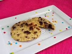 Sem Restrições: Cookie de Microondas Sem Glúten e Sem Lactose