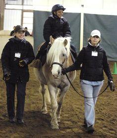 Horses help children develop at Fieldstone Farm Therapeutic Riding Center - news-herald.com