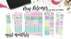 Free Monthly View printable for the April, using a digital paper pack from NorthernWhimsyDesign! I hope you like it as much as I do! Please make sure to Comment and let us know how much you …