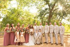 Romantic rose gold wedding inspiration with the groom and groomsmen in tan suits. Romantic rose gold wedding inspiration with the groom and groomsmen in tan suits . Tan Tux Wedding, Dusty Rose Wedding, Gold Wedding, Rustic Wedding, Wedding Tuxedos, Maroon Wedding, Trendy Wedding, Tan Groomsmen Suits, Bridesmaids And Groomsmen