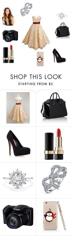 """""""Thanks for 100!"""" by brighton24 ❤ liked on Polyvore featuring Givenchy, Carvela Kurt Geiger, Dolce&Gabbana and Bling Jewelry"""