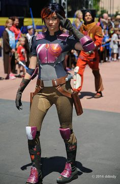 Rebel, rebel | Flickr - Photo Sharing! Sabine Wren