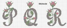Stickeules Freebies alfabetos