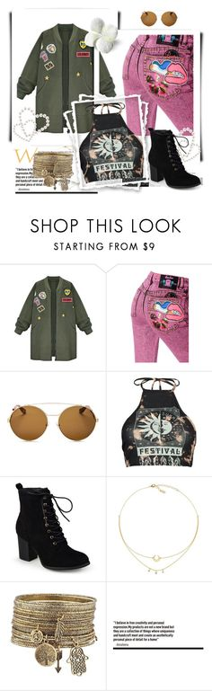 """""""CHIC ON THE ROAD!!!!!!!!!!"""" by fashion-life4me on Polyvore featuring WithChic, Marc Jacobs, Givenchy, Boohoo and Journee Collection"""