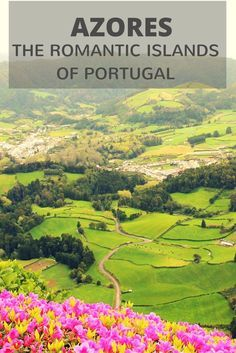 The Azores is known as the Hawaii of the East, see why you need to visit!  Azores, Portugal