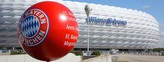 Ferientipp! Besuchen Sie die Allianz Arena und erleben Sie eine exklusive Führung.