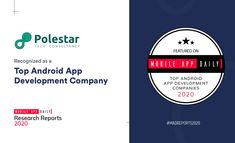 Polestar Tech Consultancy is an android app development company known for its sound quality and timely deliverables.  With an experience spanning more than 7 years and 200 successful projects, the company has proven itself as a top Android App development company with services including Web Development, Mobile App Development.
