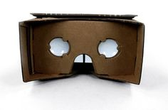 Google Cardboard VR goggle toolkit