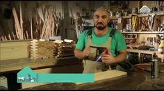 Браширование древесины своими руками.Как брашировать древесину. Телекана...