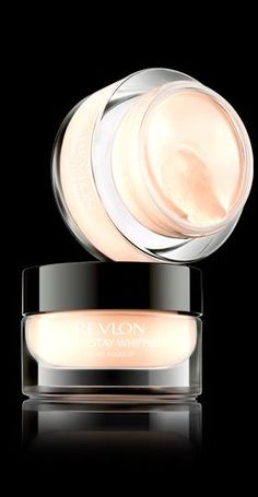 Revlon® Colorstay Whipped™ Crème Makeup. BOUNCY, WHIPPED INDULGENCE WITH UP TO 24-HOUR WEAR. My Shade: IVORY.