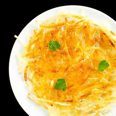 Crispy Shredded Hash Brown Potatoes