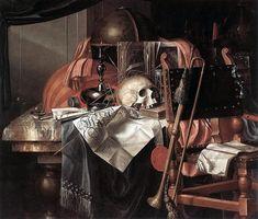 Franciscus Gysbrechts (fl. 1672–1676) - Own work - Still Life