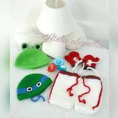 Atelie abavellar: Newborn Baby croche