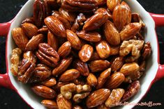 gourmet nut, glaze almond, monday, food, mapl glaze, nut mix, nuts, glaze nut, mapl nut
