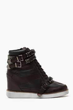 Bonn Wedge Sneaker
