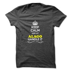 awesome I love ALAGO, It's an ALAGO thing. Cool T-Shirts